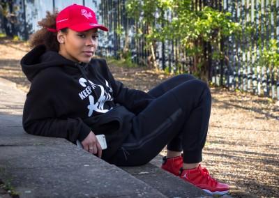 Insignia Tytun / Calibre Women's Strapback & Roadstar Hoodie