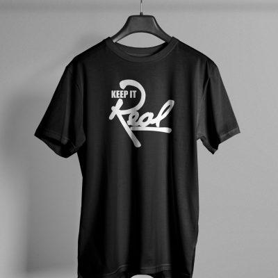 Insignia T-Shirt / Black & White