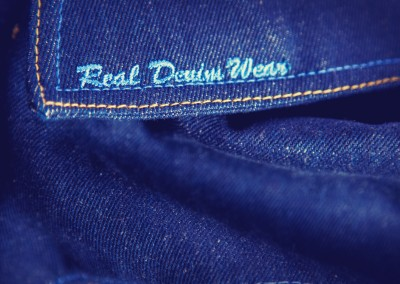 Throwback Real Denim Wear R Sport