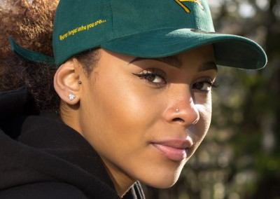 Insignia Tytun / Calibre Green & Yellow Women's Strapback