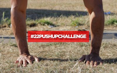 #22pushups for #22KILL