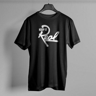 Kids Insignia T-Shirt / Black & White